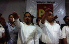 Íntimos, allegados, familiares y corruptos quienes controlarán el PT en Tuxtepec