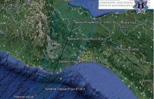 """Emite SSPO alerta por presencia de depresión tropical """"2-E""""; mantiene plan estatal de auxilio"""