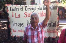 Liberan a dos indígenas zapotecos acusados de pertenecer al EPR después de 19 años y 7 meses de estar presos