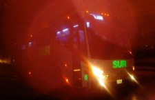 Hieren a pasajeros de Huajuapan en intento de asalto
