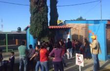 Amagan maestros con no iniciar ciclo escolar si gobierno de Murat no resuelve demandas torales