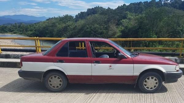Asesinan a taxista del MULT