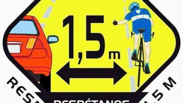 Exigen en la Mixteca respeto al ciclista