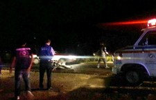 Motociclista se impactó contra una camioneta