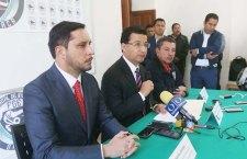 Ninguna personas, grupo u organización por encima de la ley: Fiscal, tras detención de líder de la CTM