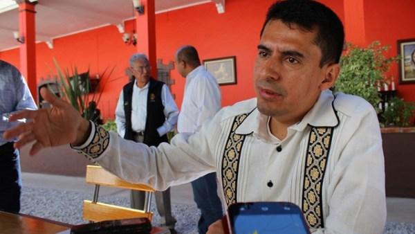 Administración de Gabino Cue abandonó a migrantes: César Aguirre