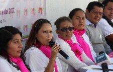 Atributo de Susana Harp es ser artista; Lila Downs es igual de conocida, dice lideresa del Partido de Mujeres