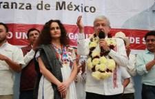 """Susana da marcha atrás a sus reproches: acepta candidatura al Senado por Morena; """"es nuevo para mí"""""""