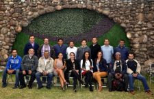 Integrantes de la UPIdespiden el 2017