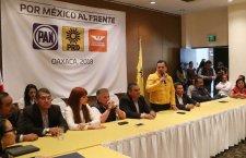Arrecia disputa Morena-PRD, Granados exculpa perredistas de Coyoacan y califica de retrogradas, propuestas de AMLO