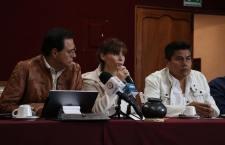 En medio del proceso electoral, Benjamín Robles arremete vs Murat; y Chendo Serrano lo defiende