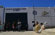 19 mujeres presas cumplieron 24 horas en huelga de hambre para exigir la renuncia de la directoral del penal de Tanivet