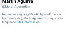 El presidente municipal de Huajuapan me bloqueó en tuiter