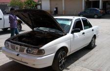 Aseguran autos robados