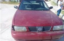 Descubren autos robados en la Mixteca