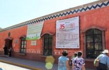Hoy inician actividades por el XXXV aniversario de la Casa de la Cultura de Huajuapan