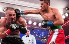 """Bryan """"La rata"""" Flores enaltece la Mixteca a través del boxeo"""