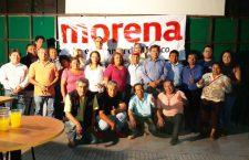 Militantes de Morena rechazan posibles imposiciones