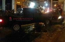 Choca empresario contra vivienda y auto en Tlaxiaco