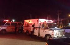 Dos heridos con arma blanca en Huajuapan