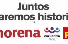 """Disputas internas en la coalición """"Juntos Haremos Historia"""", en al menos 4 municipios y distritos"""