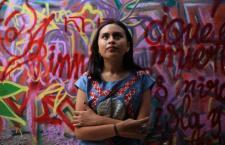 Con elementos de comida zapoteca y de sismos, la diseñadora y escritora Natalia Toledo presentará su colección Teka