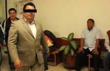 Juez federal ordena liberar a ex colaborador de Gabino Cué y fija una garantía de 15 mil pesos