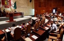 Diputados electos de Morena-PES-PT, anuncian bloque legislativo; ofrecen respeto y trato institucional a Murat