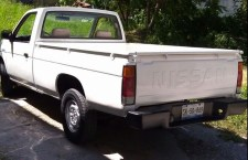 Hurtan otra camioneta en Huajuapan