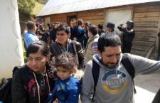 Migrantes secuestrados en Chiapas son rescatados, entre ellos 7 niños