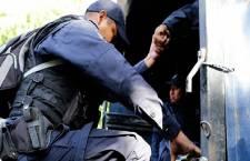 Ingresan al penal de Tepexi los otros dos policías de Tehuacán acusados de usurpación de funciones