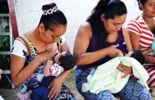 Celebra SSO semana mundial de lactancia materna
