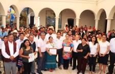 Promueve ICAPET capacitación para 72 municipios de la Mixteca