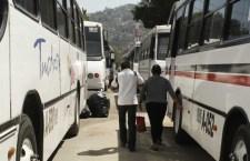 Transporte público en riesgo de paro por insolvencia: concesionaria