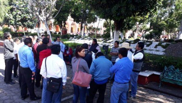 Piden transportistas alza de tarifas en Huajuapan