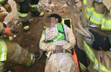 Muere obrero en derrumbe de construcción de hotel en Oaxaca