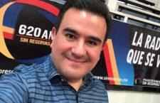 El sujeto que asesinó al periodista Juan Carlos Huerta está tras la rejas, informa la Fiscalía de Tabasco