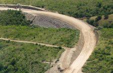Autopista a la Costa lleva 78% de avance; la del Istmo, con problemas sociales: Sinfra