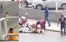 Tres individuos que participaron en el ataque contra un joven en el Tigres-Rayados ya están identificados