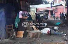 Militar mata a dos asaltantes que robaron a pasajeros de combi