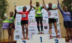 Navarro y Santiago vuelven a ser campeones en el Trail de las Culturas
