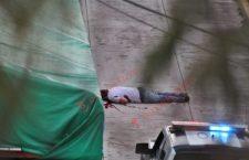 Asesinan con arma de fuego a un hombre en Huajuapan