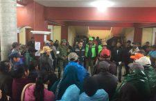 Lluvias dejan 7 víctimas mortales en Oaxaca: CEPCO