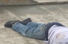 Ultimado en Huajuapan tenía antecedentes por supuestamente posesión de drogas