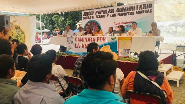 Someten a juicio a empresas mineras por 22 casos de violaciones a derechos de los pueblos indígenas