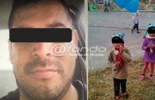 Un hombre asesina a golpes a su hijastra, de 6 años, y hiere de muerte a su hijastro, de 5, en Edomex
