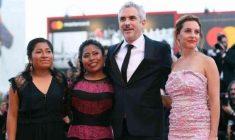 La nominada al Oscar y tlaxiaqueňa Yalitza Aparicio estará en Oaxaca con Roma