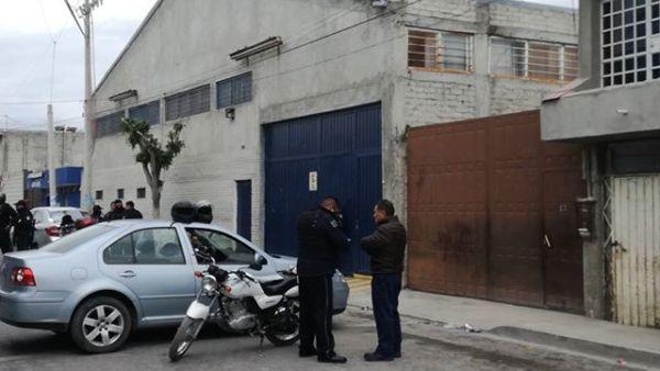 Tras persecución, detienen a ladrones de vehículo en Tehuacán