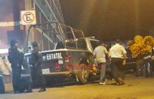 Riña en mercado deja un lesionado y dos comerciantes detenidos