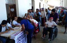 55 mil 704 oaxaqueños acudieron al llamado de AMLO para respaldar su proyectos en 2ª Consulta